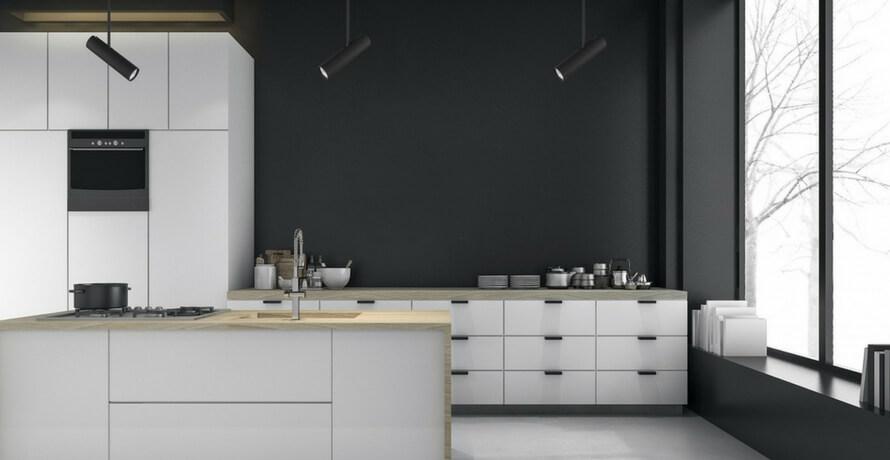 Freeform - osvetljenje kuhinje i trpezarije